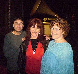 Al Gomes, Lisa Haley and A. Michelle at the 2010 Grammy Awards