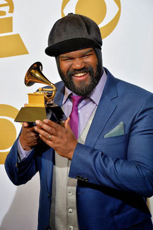 Gregory Porter Big Noise Grammy Award